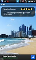 Screenshot of Busan Travel Guide