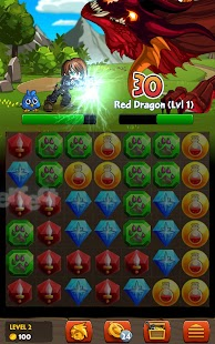Battle Gems (AdventureQuest) Screenshot