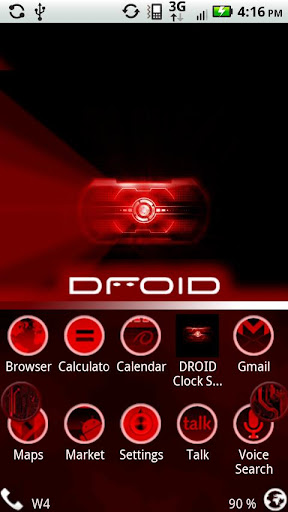 DROID Theme Ultimate