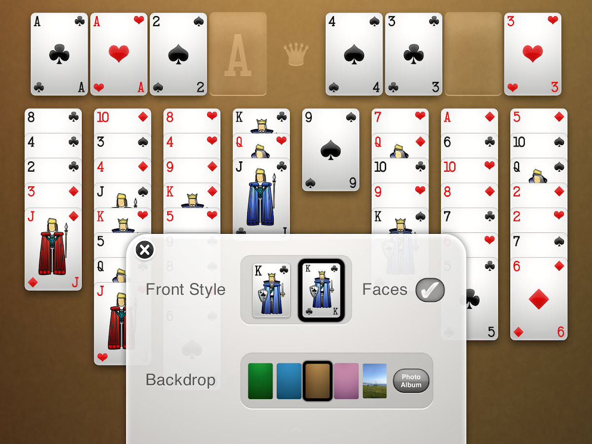 FreeCell Solitaire+ Screenshot 8
