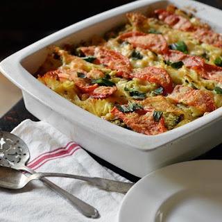 Pasta Casserole Fresh Mozzarella Recipes