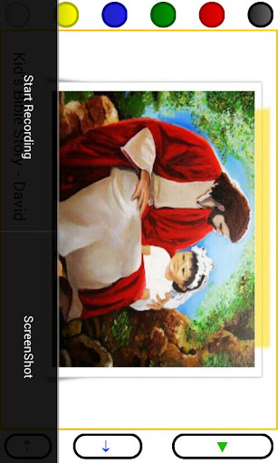 Kid's Bible Story - Zacchaeus