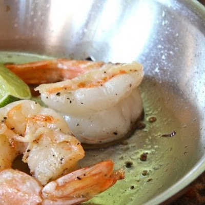 Lime Cilantro Shrimp