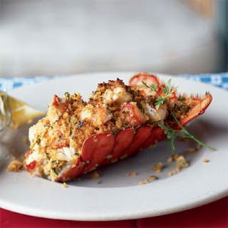 Cheese Stuffed Lobster Recipes