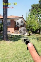 Screenshot of Freestyle football