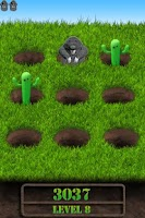 Screenshot of Mole Hunt