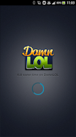 Screenshot of DamnLOL - Funny Pictures