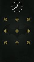 Screenshot of Batman Pattern Screen Lock