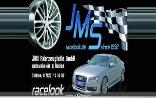Screenshot of JMS Carparts Germany