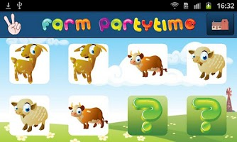 Screenshot of Farm Partytime