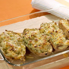 Twice-Baked Potatoes