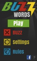 Screenshot of Buzzwords