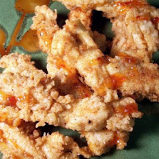 Deep Fried Chicken Bits