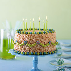 No-Bake Birthday Cake