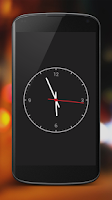 Screenshot of Dot Clock (Dock Clock)