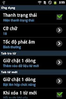 Screenshot of Tu Dien Anh Viet ( Từ Điển )