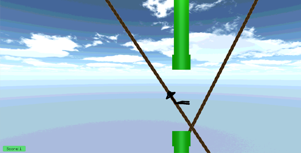 Pipe Swinging - screenshot