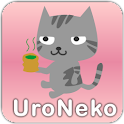 "walking Cat ""Dora"" icon"