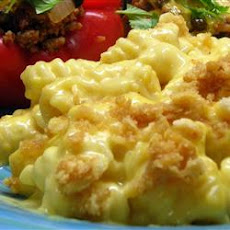 Easy Pleasy Mac N Cheesy -  US Navy Style