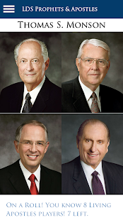 LDS Prophets & Apostles - screenshot
