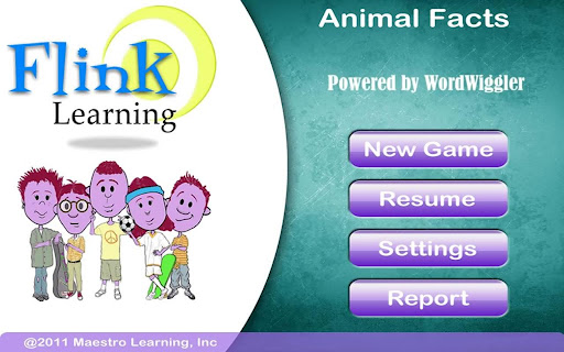 Animal Trivia: WordSizzler App