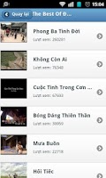 Screenshot of Video Nhạc Tổng Hợp