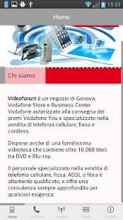 Videoforum Vodafone - screenshot