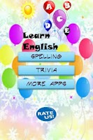 Screenshot of Learn English - Word Game