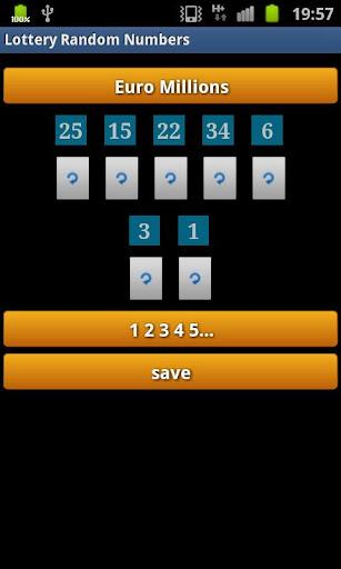 【免費工具App】彩票的随机数-APP點子