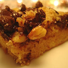 Toffee Topped Bars