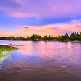 pink hours by Kadek Lana - Landscapes Travel ( japan, sunset, tokyo, landscape, kadek wismalana )