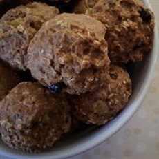 Luxury Oatmeal Cookies