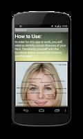 Screenshot of Face Rater