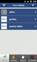 Screenshot of ECHECKIN SERVICES freemium