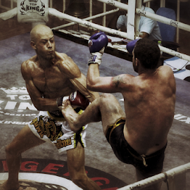 Muay Thai 6 by Bim Bom - Sports & Fitness Boxing ( ring, martiiql art, muay thai, thailand, combat, boxing, fighter, kickboxing )