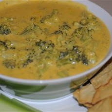Broccoli and Cheese Dip