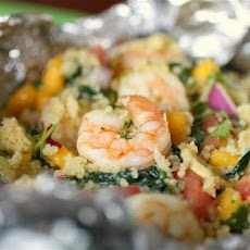 Shrimp And Mango Salsa Packets