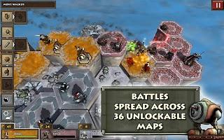 Screenshot of Greed Corp HD
