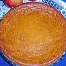 Rich Sweet Potato Pie