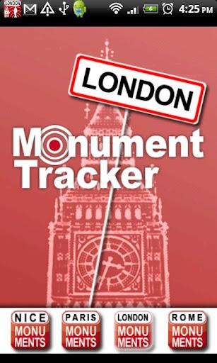 London Tracker