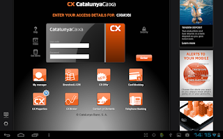 Screenshot of CXmobi