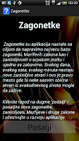Screenshot of Zagonetke(razne zanimljivosti)