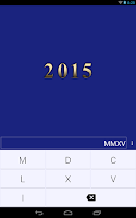 Screenshot of Roman Numerals Converter