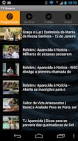 Screenshot of TV Baiana