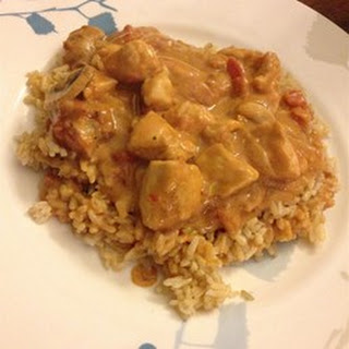 Peanut Butter Chicken