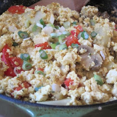 Scrambled Tofu Mix (Vegan)