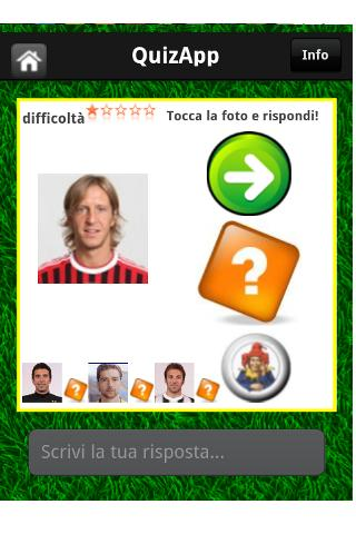 QuizApp Serie A Italy stickers