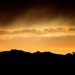 by Denver Pratt - Landscapes Cloud Formations