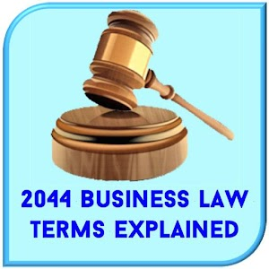 Business Law Encyclopedia PRO for Android