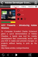 Screenshot of Adobepedia